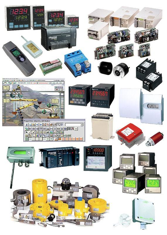 Изображение контрольно-измерительных приборов
